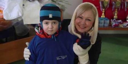 Embedded thumbnail for Видео о фестивалях «Люблю папу, маму и хоккей»