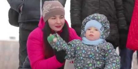 Embedded thumbnail for «Добрый лёд» — как мы провели зиму